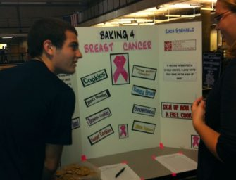 Sweet Taste of Success: Baking for Breast Cancer