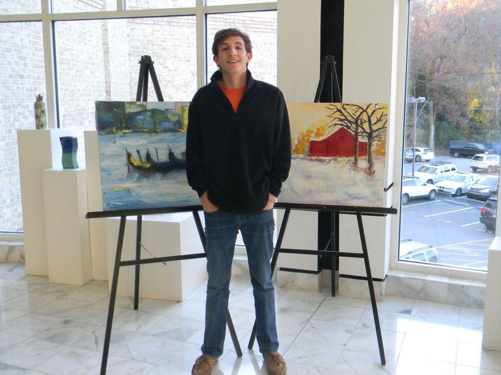 Scholastic Art Awards Recognize Pace Artists