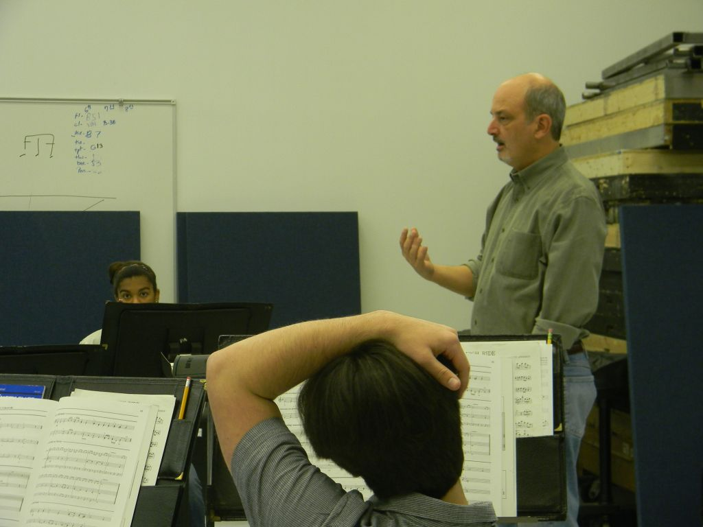 Dr. Doyle Shares Goals for Band