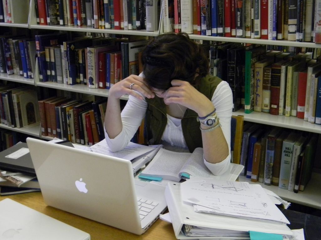 The Ugly Truth: Students Overworked and Overstressed