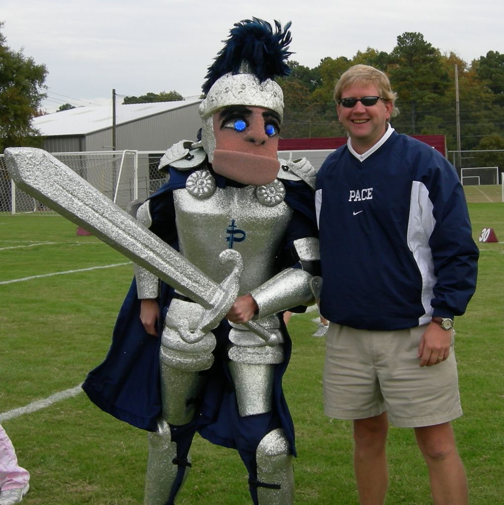 Help Wanted: Pace Mascot Job Goes Unfilled This Year