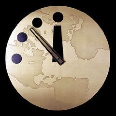 Doomsday Clock Moved Forward