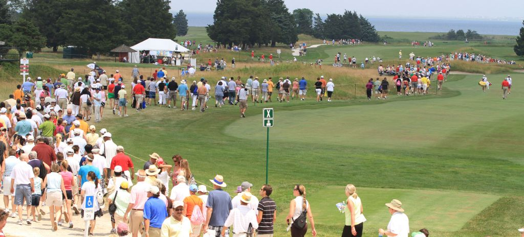 Golf Becomes No. 1 Spectator Sport [April Fools!]