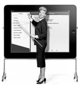 Pilot Program Panics Teachers: iPads to Replace Faculty [April Fools!]