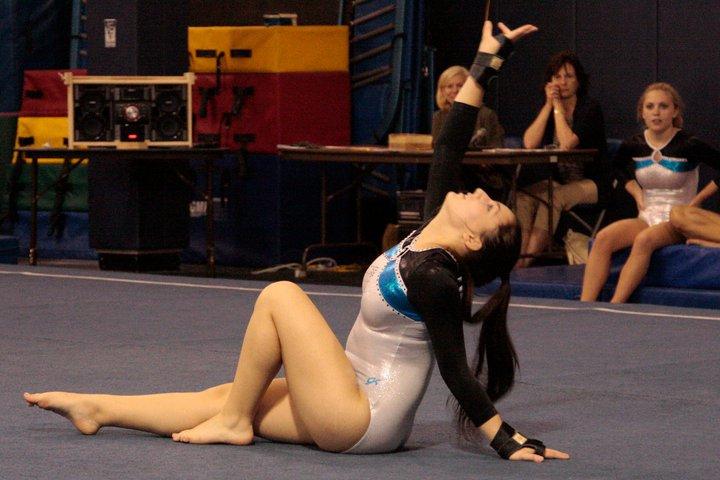 Gymnastics Returns to the Mat