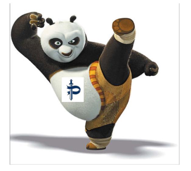 The Pace Pandas! [April Fools!]