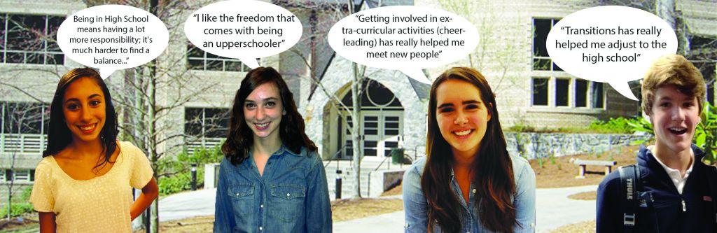 Freshmen Share First Impressions
