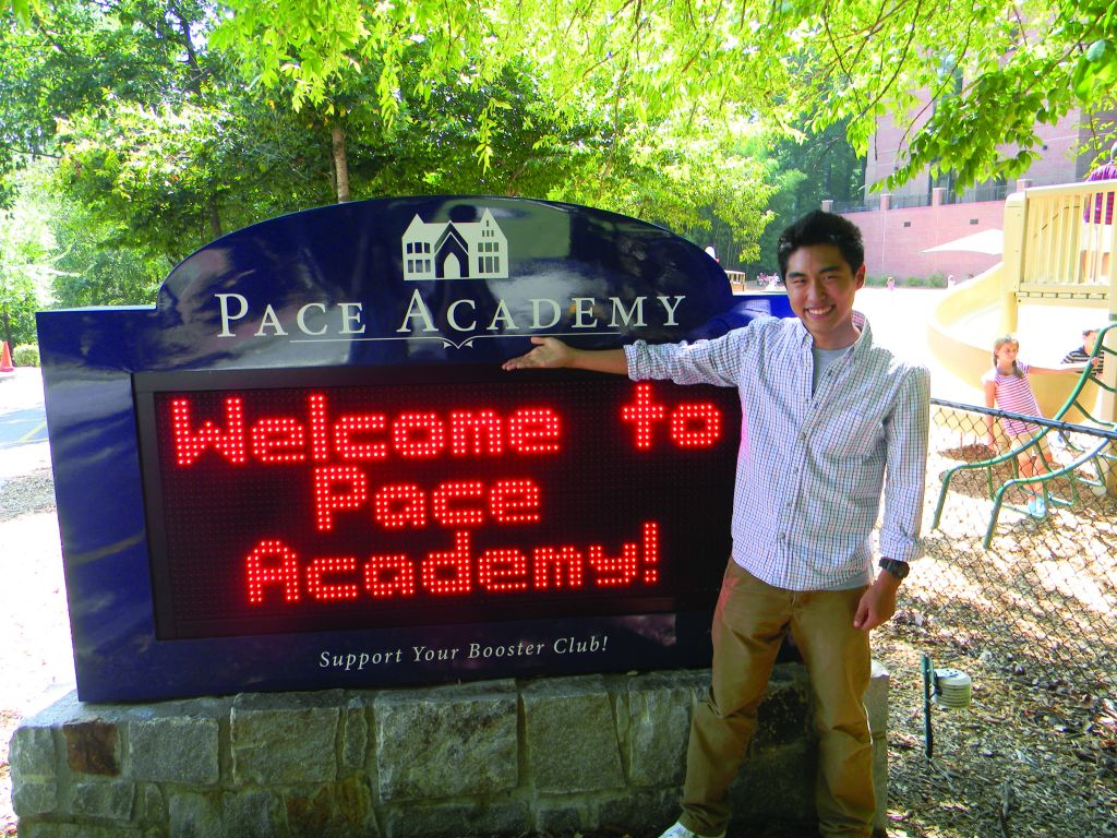 New Senior Joins Pace