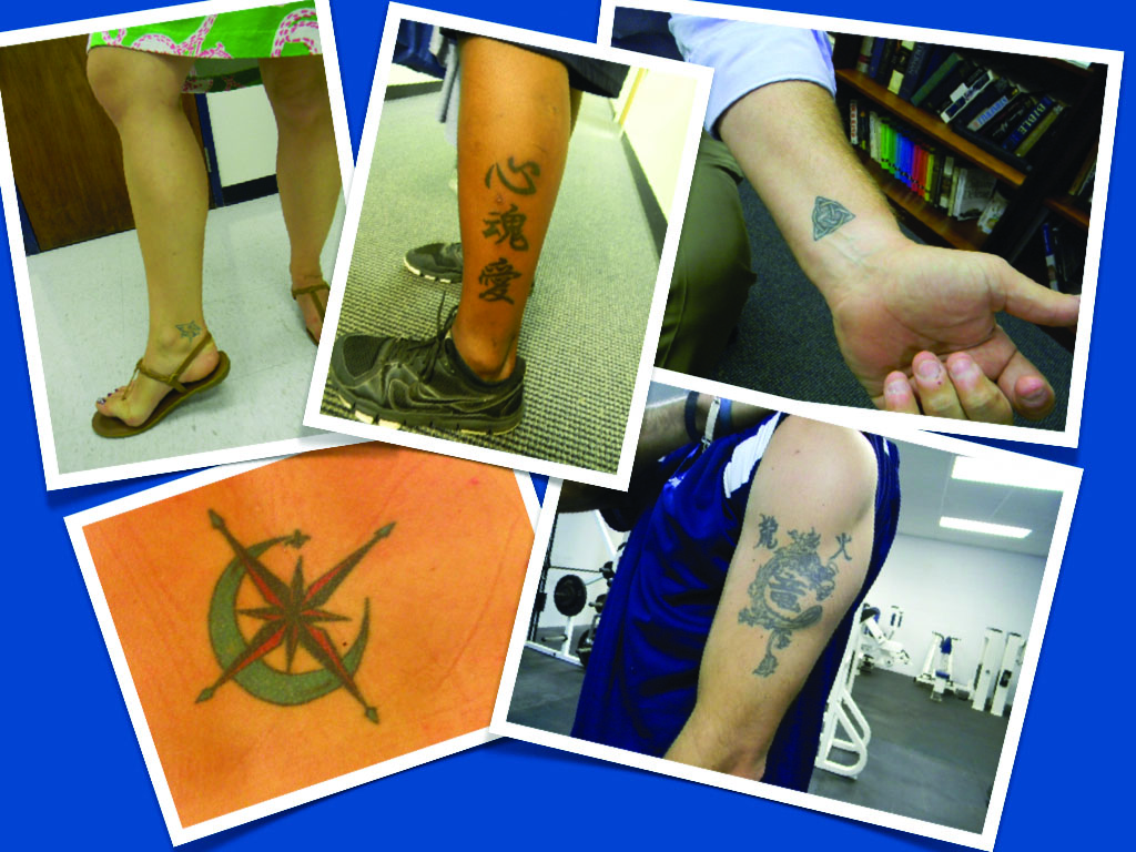 All the Body's a Stage: Teachers with Tattoos