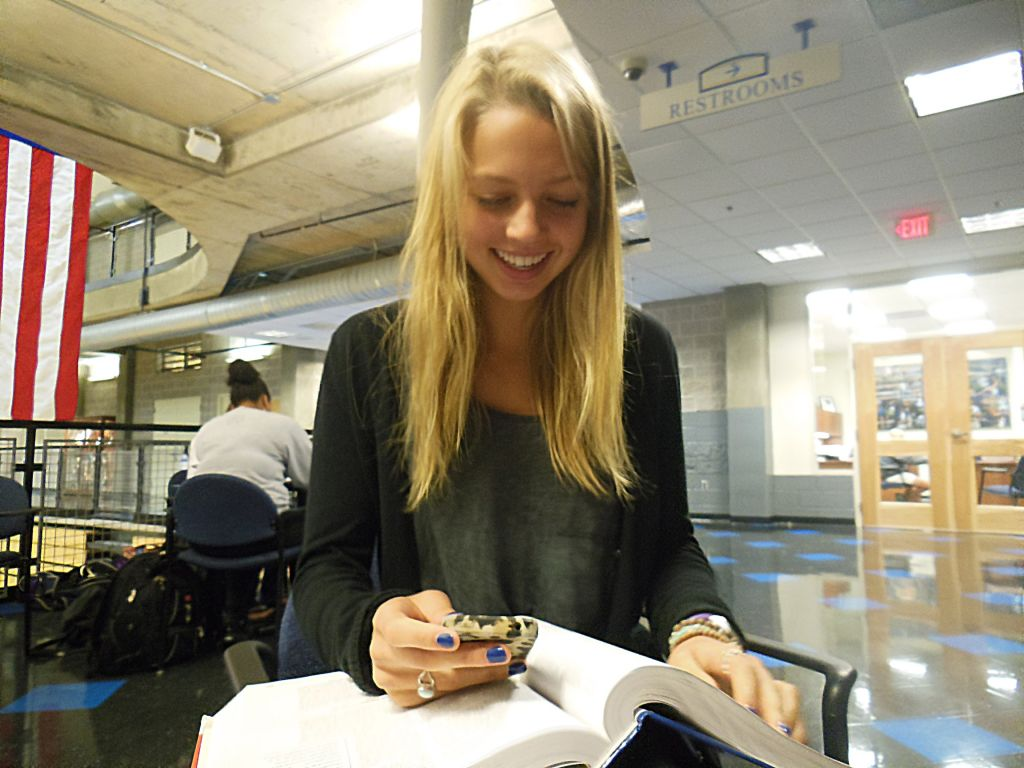 Students Slack Off in Inman