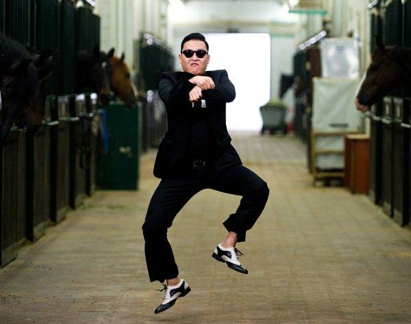 Oppa Is Gangnam Style