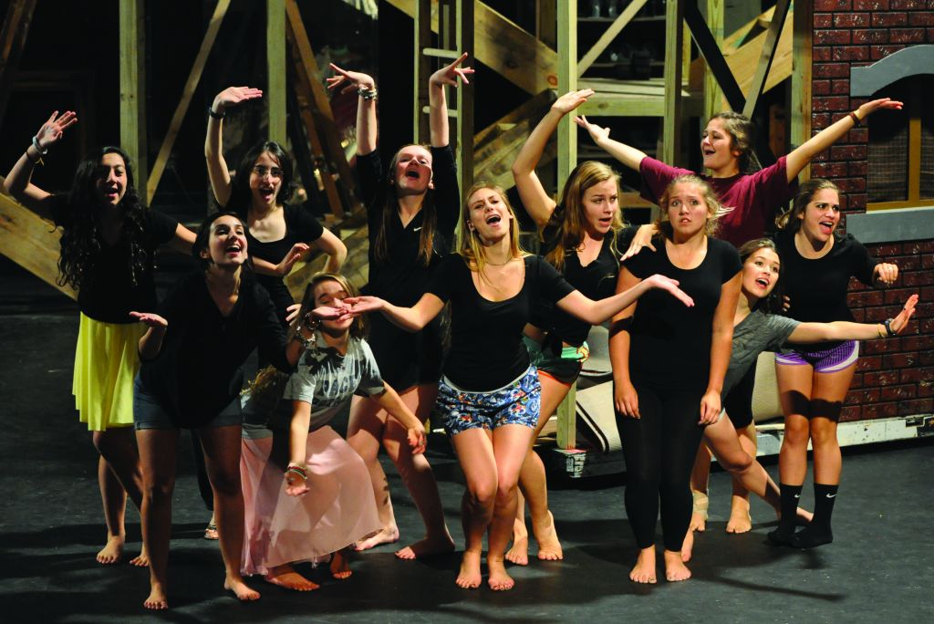 Pace Theater Stages 'West Side Story'