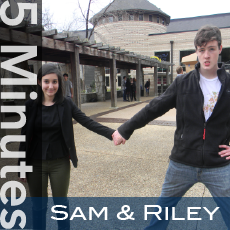 5 Minutes with Sam & Riley