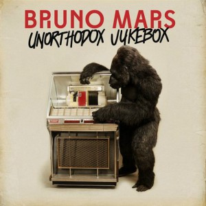 "The cover art of ""Unorthodox Jukebox"" portrays a gorilla fidgeting with an old jukebox, and this is exactly what the album sounds like."