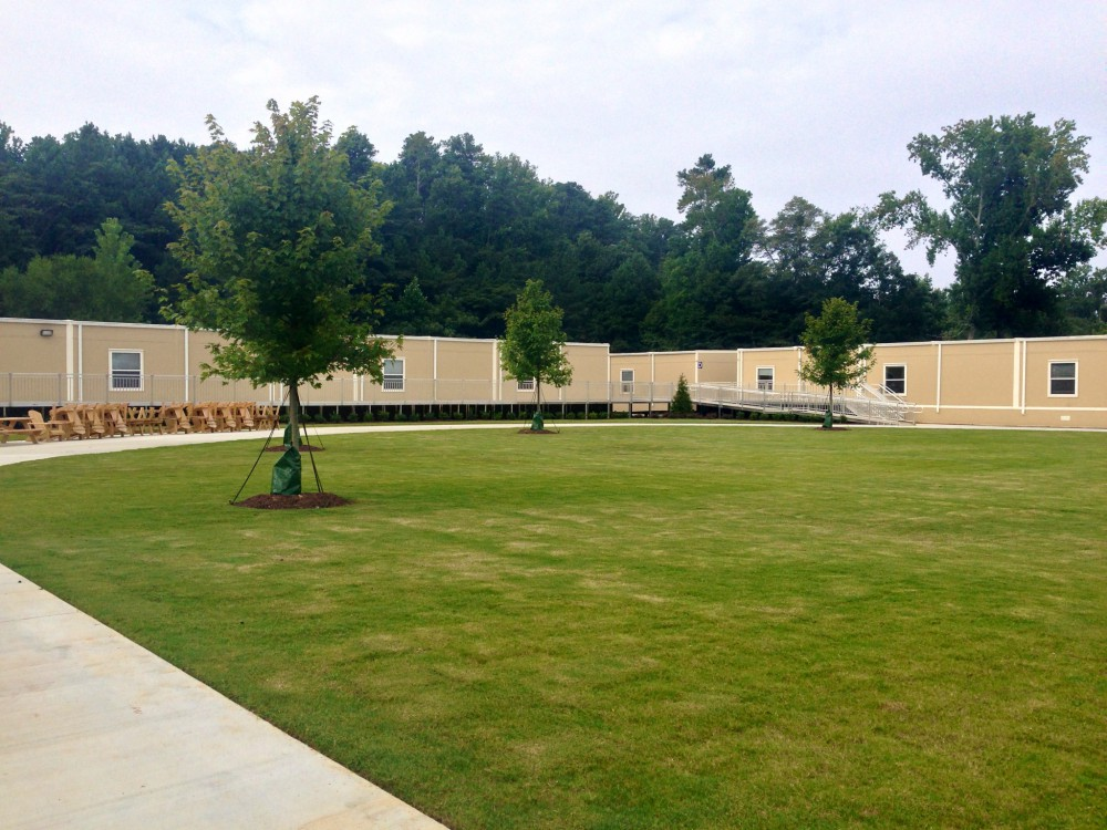 Academic Village Ready for Barrage of Students
