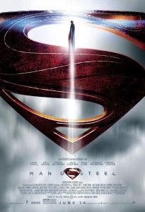 The new Man of Steel Poster. Photo: www.comicbookmovie.com/