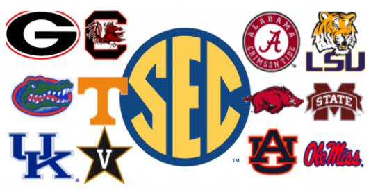 Image Gallery Sec Sports