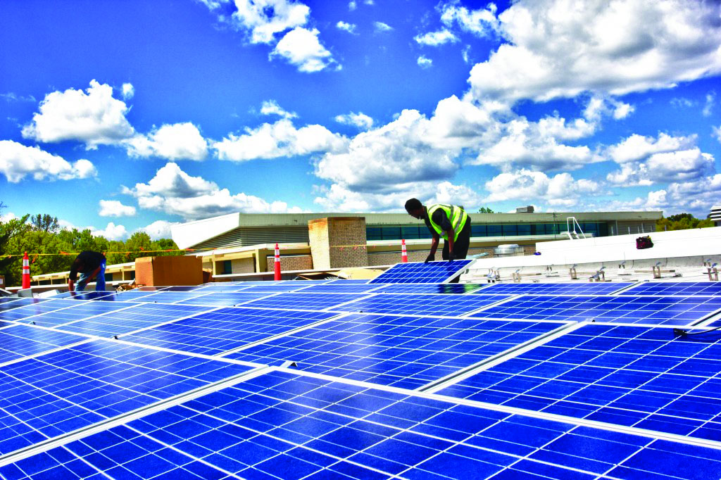 Time for solar at pace the knightly news for Kansas solar installers