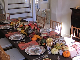 Students, Faculty Share Thanksgiving Traditions