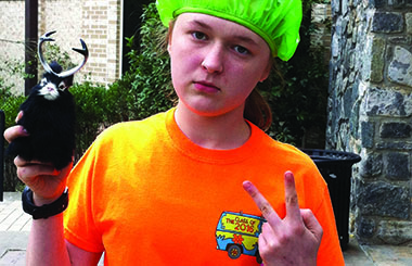 Five Minutes With Rapper Carlee Pokalsky