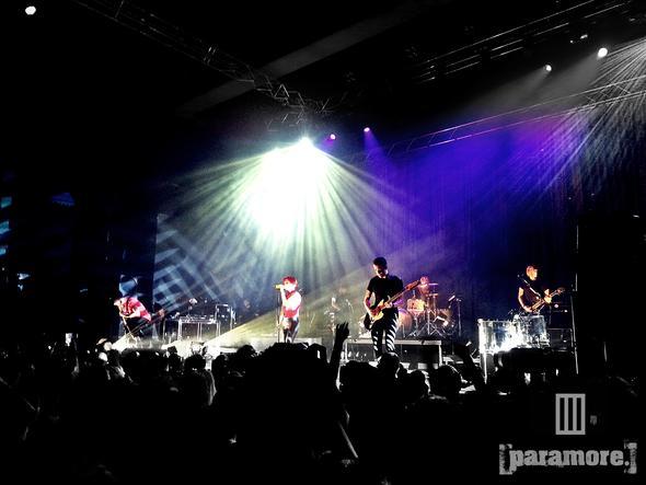 Paramore Rocks Gwinnett Arena