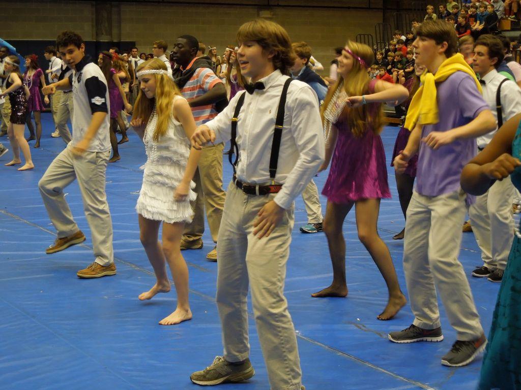 Spirit Week Fails to Foster Schoolwide Spirit