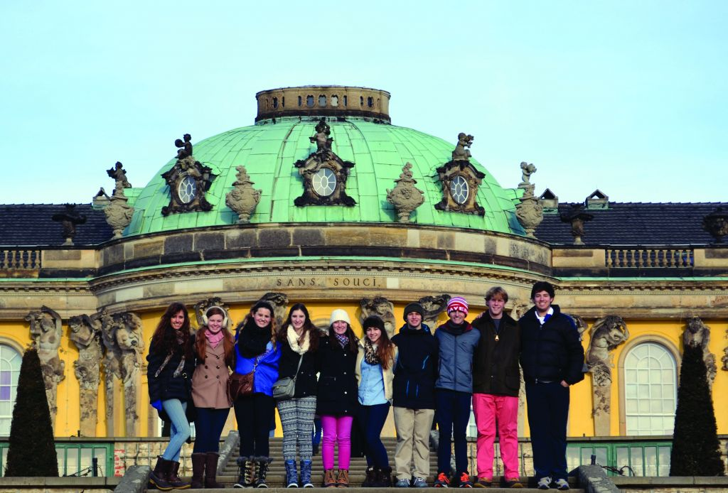 Journey to Germany: Global Education Trip Continues To Amaze