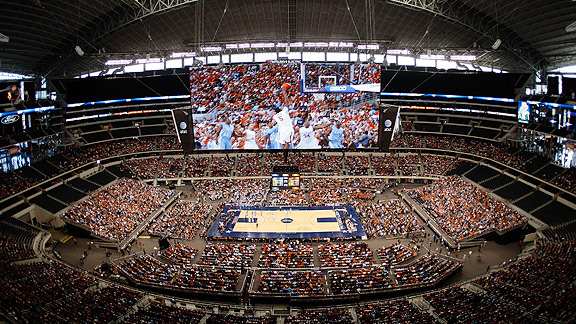 Final Four Will See Kentucky Florida Advance The