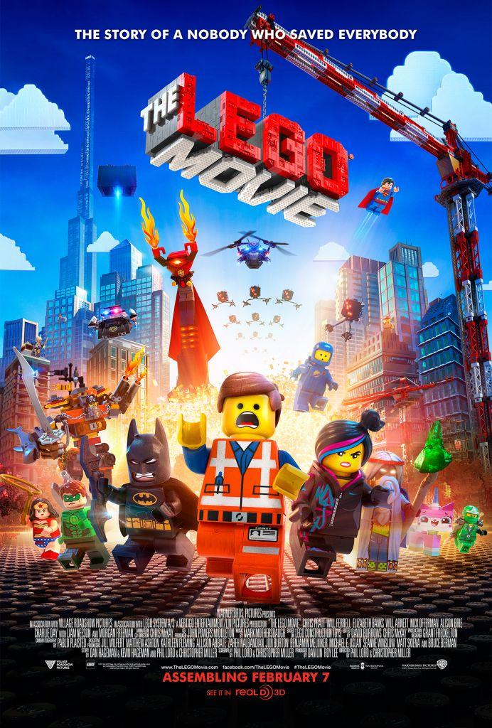 Lego Movie Fun for Everyone