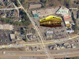 Waffle House is expected to dominate the West Paces Shopping center. Photo: cushwakeretail.com