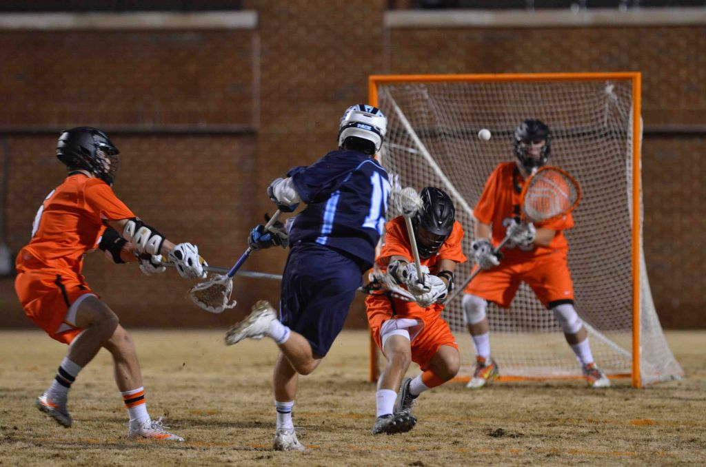 Pace Lacrosse Ventures to Tennessee