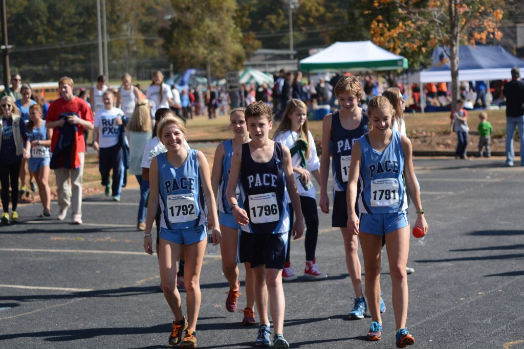 Cross Country Places Second, Fifth in State Meet