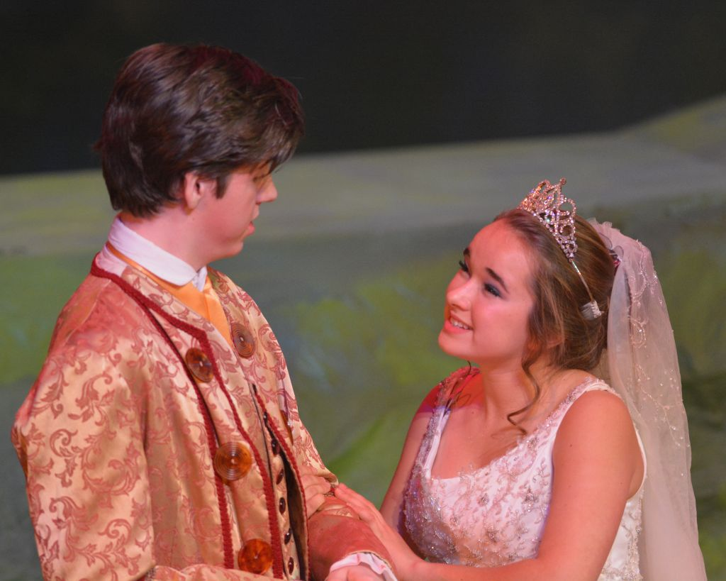 'Into the Woods' Dazzles Theatergoers of All Ages