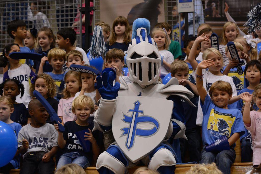 Knight Mascot Unmasked