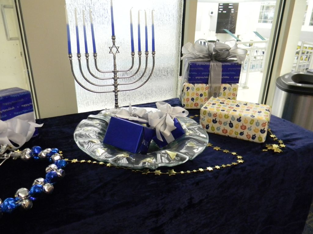 Put on Your Yarmulke, It's Time for Hanukkah
