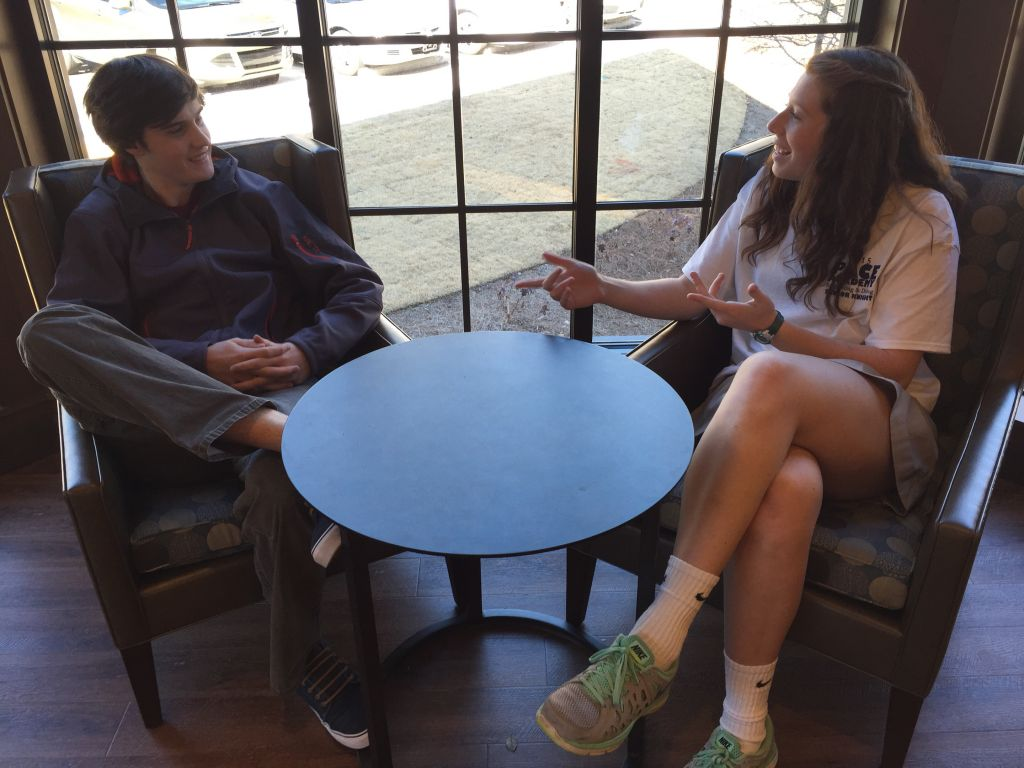 Seniors Give Valuable Advice to Juniors About College Process