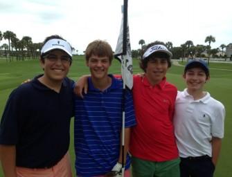 """Pace Golf Team Remains """"On Par"""""""