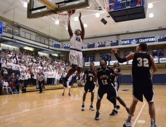 Knights Take Down Temple 63-35 in First Round of GHSA State Playoffs