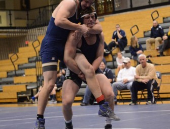Walsh Slams Competition on Way to State
