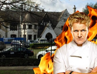 Chef Gordon Ramsay to Lead the Cafeteria Next Year