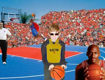 Basketball Star Landon Goldstein Wants IT ALL