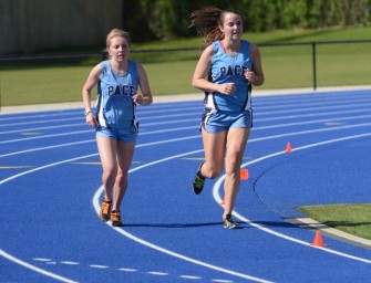 Track Team Sets the Pace