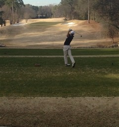 Varsity Boys Golf Drives Towards State