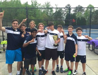 Pace Tennis Serves Up Another Great Season