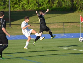 Knights Demolish Temple Tigers in First Round of Soccer State Playoff
