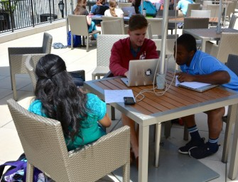 Students Reflect on First Year in New Building