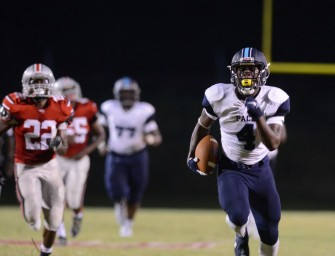 Pace Thrashes OLM 34-3 for Second Win