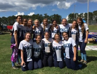 Lady Knights Aim High on the Diamond