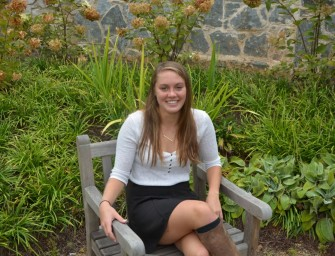 Five Minutes with Jessica Haidet