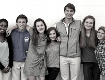 One Act Cast Heads to GHSA Competition
